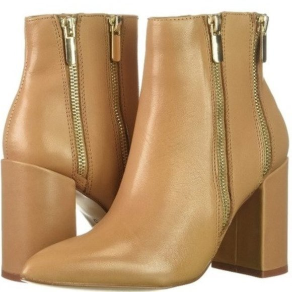 Fergie Women's Enigma Ankle Boot, Brulee NWT